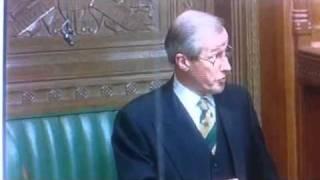 Sir Alan haselhurst roars one last time