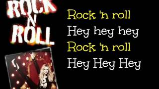 Baixar - Rock N Roll Avril Lavigne Lyrics On Screen Grátis