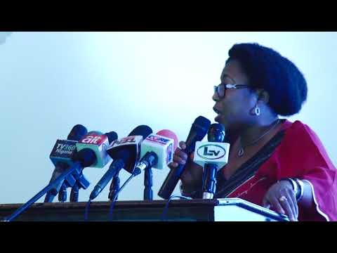 TStv Africa: Deaconess Grace Isu Gekpe words of....