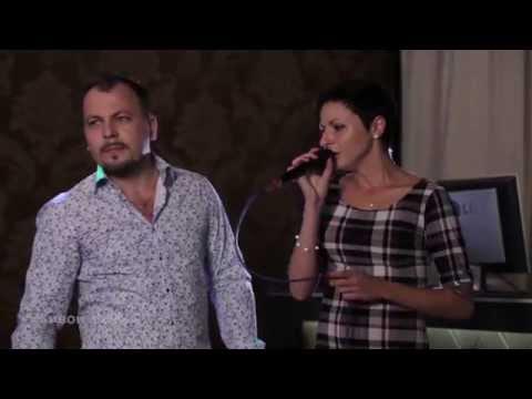 Потрясающее исполнение песни Ещ минута, Я. Сумишевский и Екатерина Давыденко