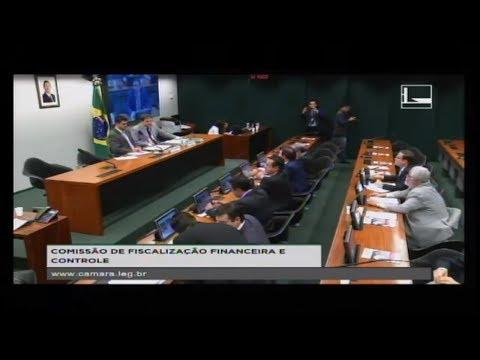 FISCALIZAÇÃO FINANCEIRA E CONTROLE - Reunião Deliberativa - 23/08/2017 - 10:25