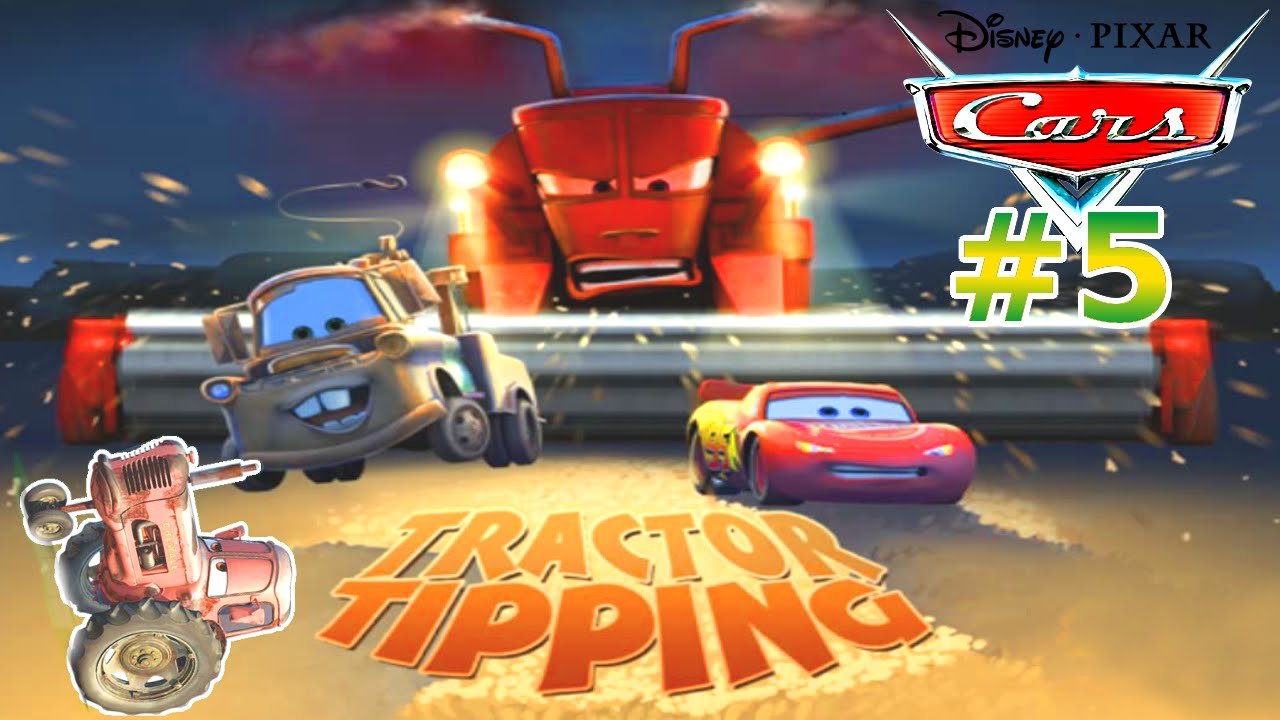 Carros 5 Inclinar O Tractor Tractor Tipping Frank Mate