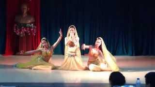 Múa Ấn Độ - ĐH3KE4 - Hunre Đại học tài nguyên và môi trường