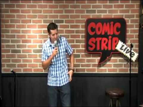 Chris Rock Stand up Comedian at the Comic Strip Live