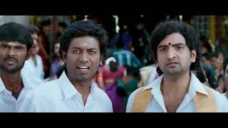 Pattathu Yaanai - Best Scenes - Dubbed in English - Vishal, Santhanam, Yogi Babu