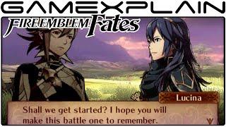 Fire Emblem Fates -  Losing to Lucina (amiibo Battle!)