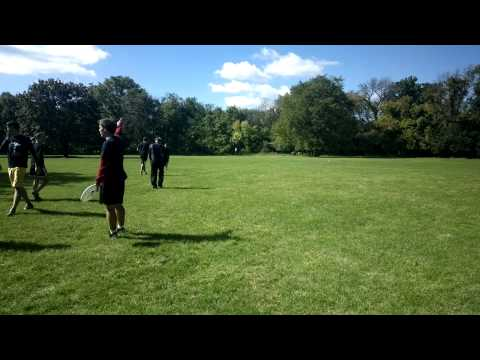 Free Spiriit VS Modern Discathletes - 2