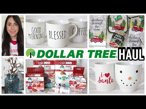 MUST WATCH DOLLAR TREE HAUL 2019 AMAZING ITEMS