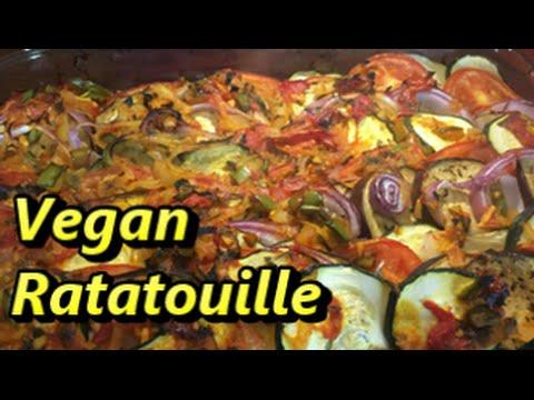 Delicious Ratatouille - Vegan Recipe
