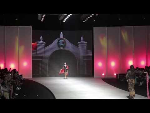 Behind The Scene : Multimedia Indonesian Fashion Week 2015 - Anne Avantie Show