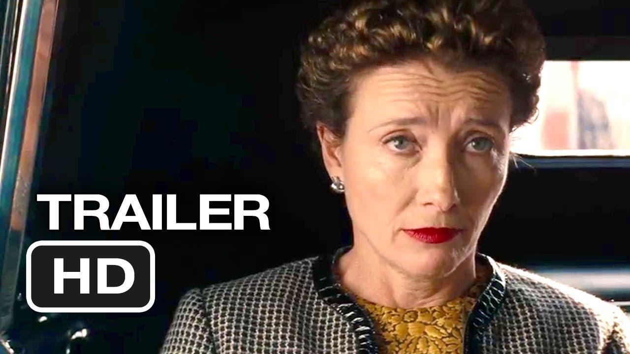 Saving Mr. Banks TRAILER 1 (2013) - Tom Hanks, Emma Thompson Movie ...