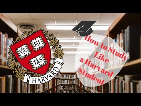 Правила учеников Гарварда