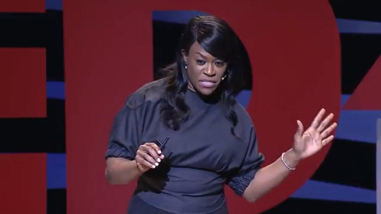 The Woman You Become | Rosalind Jackson | TEDxDayton