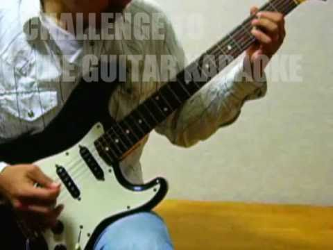 Hiroshima Mon Amour / YNGWIE MALMSTEEN / CHALLENGE TO THE GUITAR KARAOKE #21