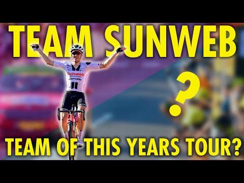 ARE SUNWEB TEAM OF THE TOUR DE FRANCE 2020?