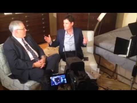 Behind the Scenes: Donny Osmond Talks Family With Furniture Today