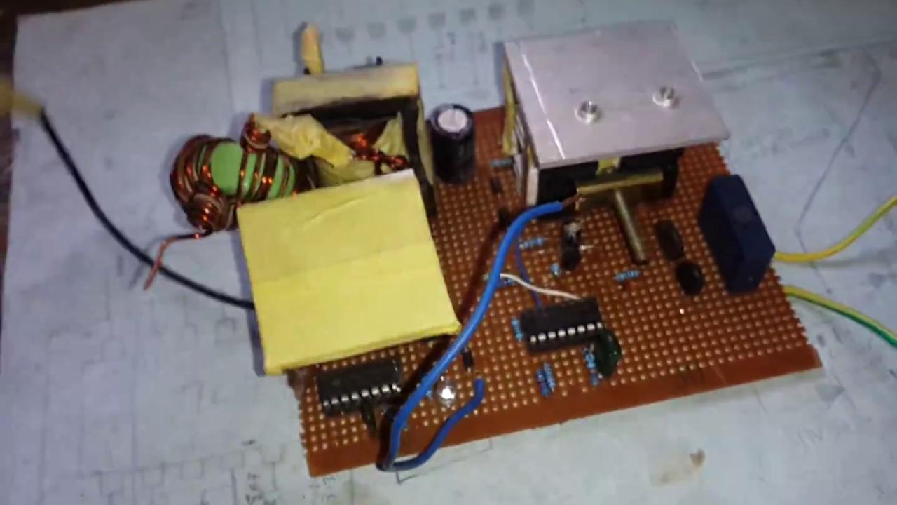 Tl494 Inverter Full Diagram By Baruti Themigambo Small Ac Circuit Using Cd4047