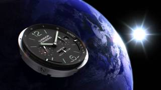 Officine Panerai, Astronomo. Luminor 1950 Tourbillon -- Equation of Time