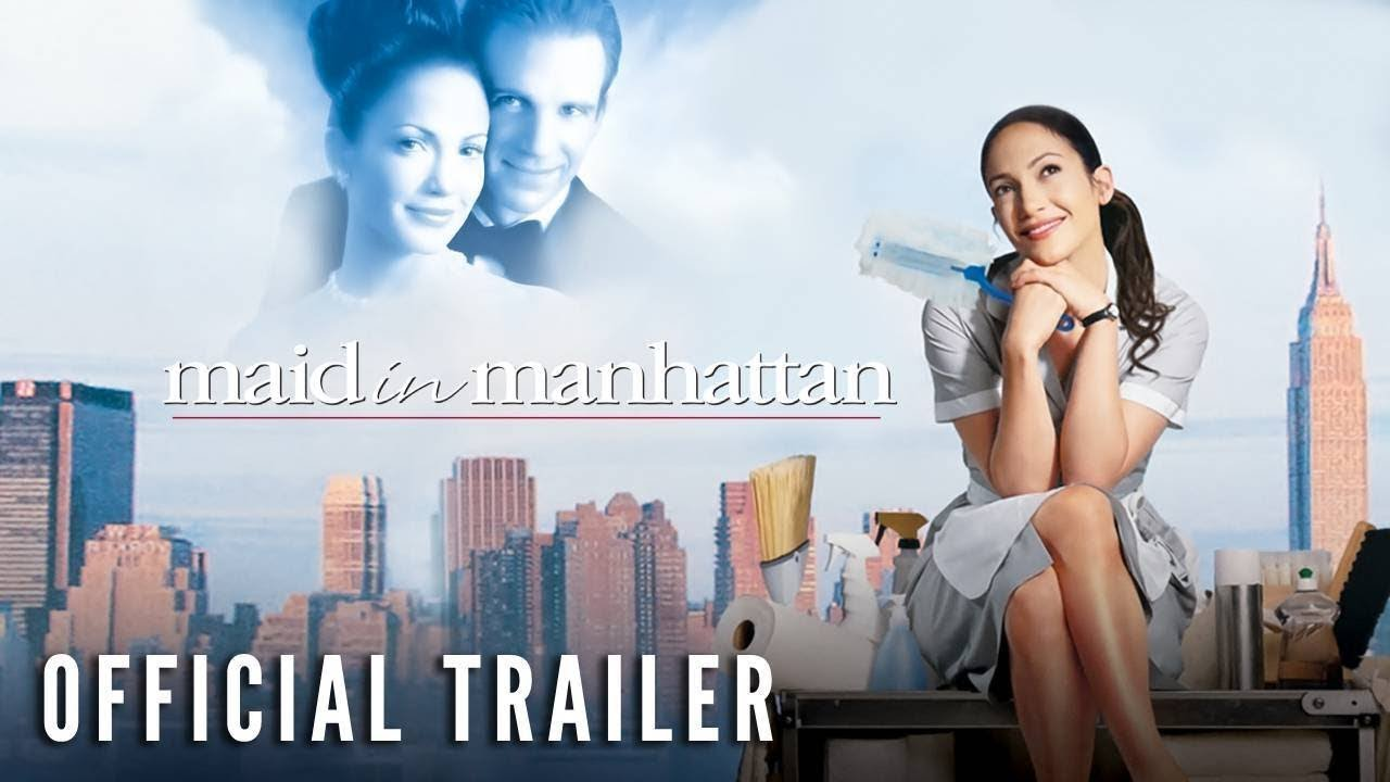 Download MAID IN MANHATTAN – Official Trailer [2002] (HD)