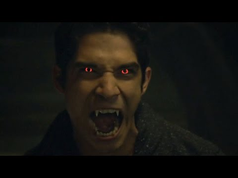 Teen Wolf - Sccott Roar At Nazi Werewolf
