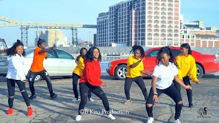 Congolese Seben Dance by B Kito Dancers