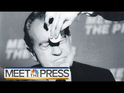 MTP At 70: Former President Richard Nixon Faces His Phobia | Meet The Press | NBC News