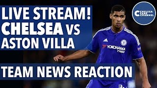 Video Gol Pertandingan Aston Villa vs Chelsea