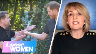 Prince Harry's James Corden Interview Divides Opinion On The Panel | Loose Women