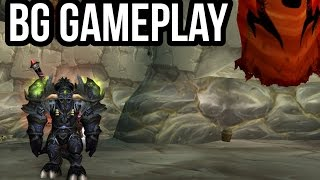 Arms Warrior Battleground Gameplay (2.4.3) [WoW TBC]