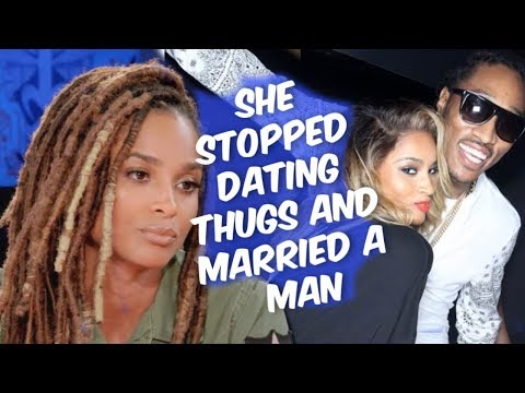 CIARA STOPPED DATING THUG$  AND MARRIED A MAN! 10 THINGS WE CAN LEARN FROM HER RTT INTERVIEW