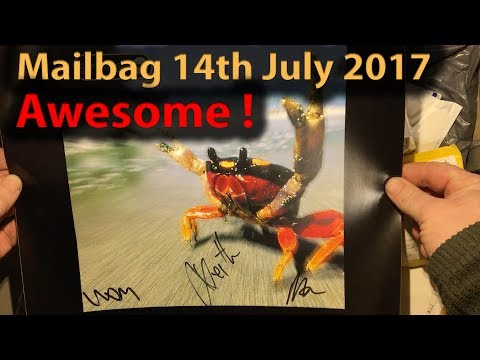 Mailbag 14th July 2017