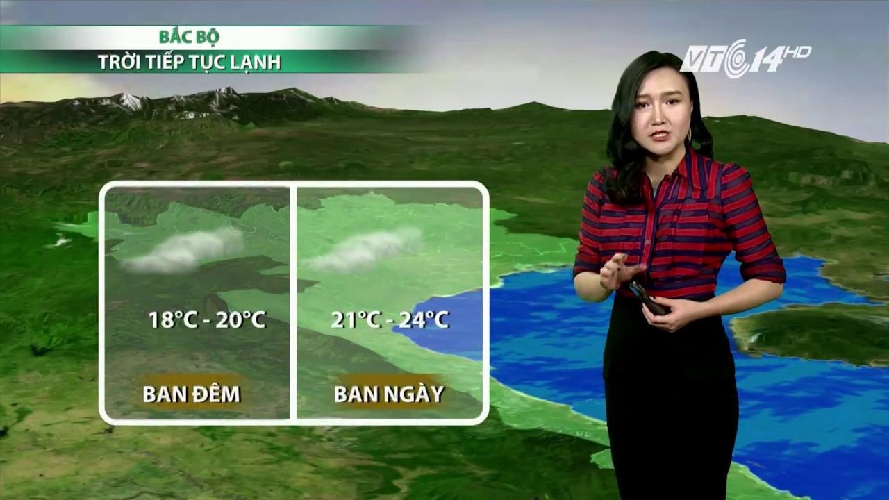 VTC14 | Thời tiết 6h 18/10/2017 | Đồng Văn, Mẫu Sơn hay Sa Pa nhiệt độ hạ thấp xuống ngưỡng rét