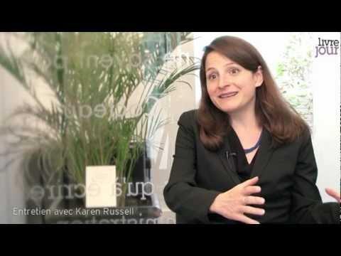Vidéo de Karen Russell