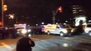 Protests erupt at NYU echoing Berkley riots