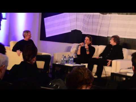 William Basinski talks about David Bowie tribute at Winnipeg New Music Festival 2.1.17