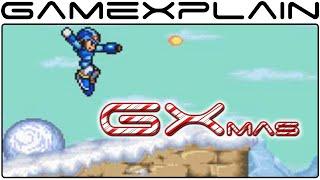 A Very Merry GXmas: Day 4 - Mega Man X