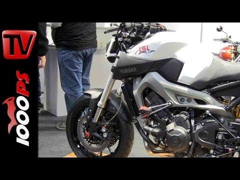 Yamaha MT-09 LSL Anbauteile