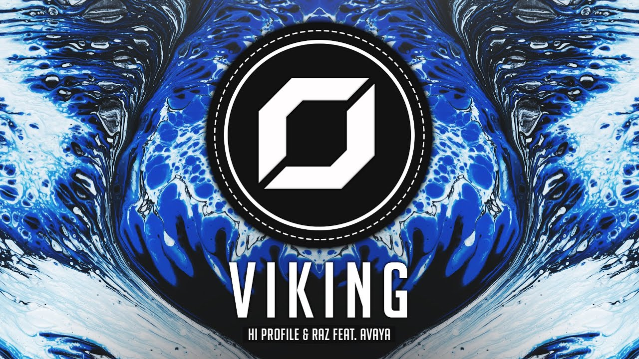 PSY-TRANCE ◉ Hi Profile & RAZ - Viking (feat. Avaya) [TRIPPY VIDEO] ? POV: the abstract moving !