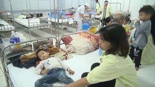 Tin Thời sự Hôm nay (6h30 - 18/11/2017) : Phú Thọ: 145 trẻ em nhập viện nghi do ngộ độc thực phẩm