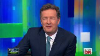 Kathy Griffin Returns But Piers Morgan Can't Handle Her (Again)