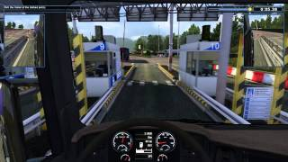 Trucks and Trailers: Challenge 6 - 13 (PC) 900 Degree