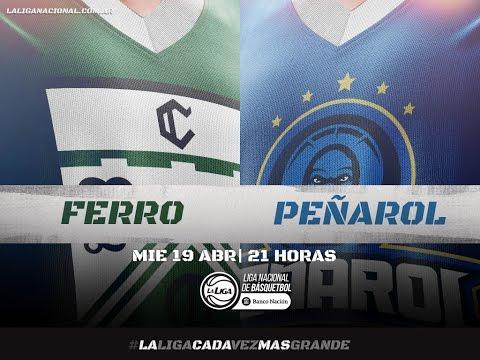 Liga Nacional: Ferro vs. Peñarol | #LaLigaEnTyC