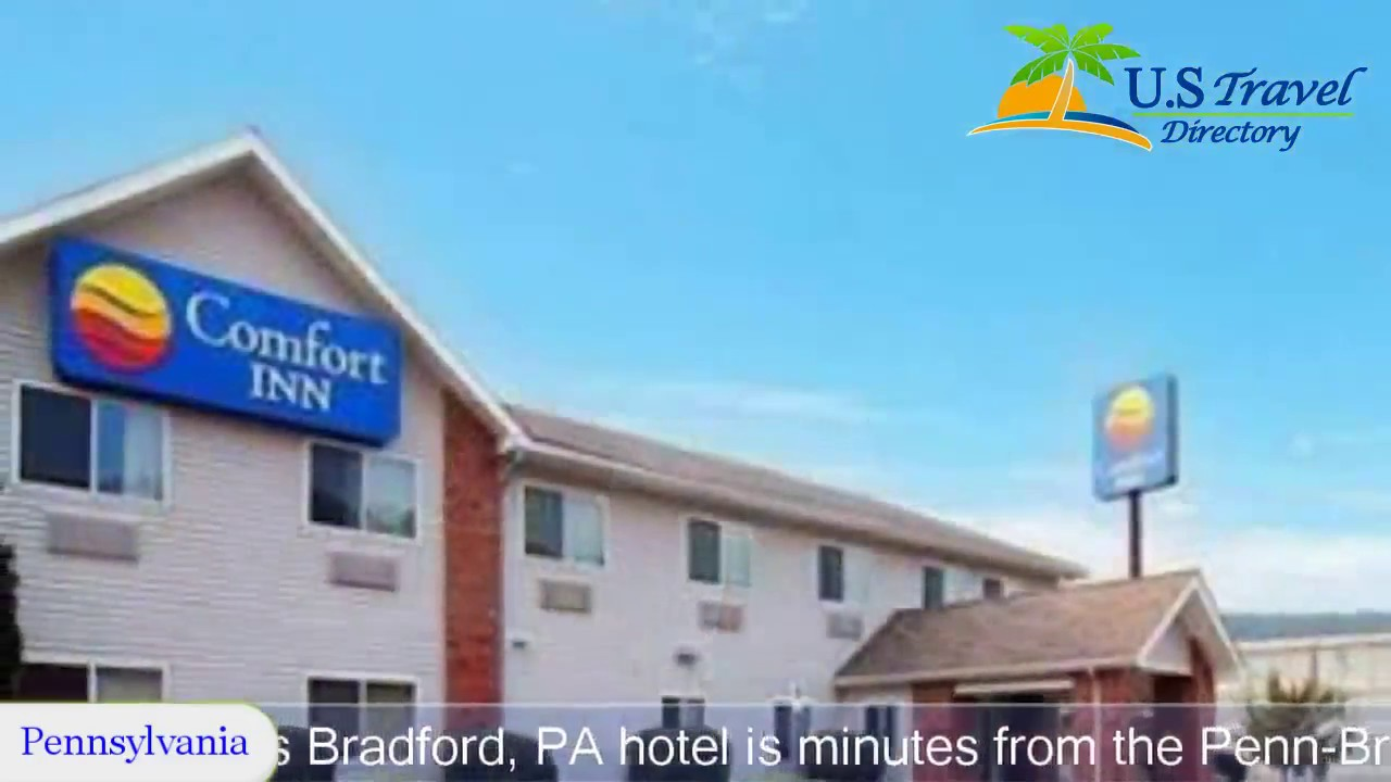 Comfort Inn Bradford Hotels Pennsylvania
