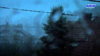 Nawałnica poranna - Tychy; 8.07.2015