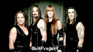 [8 BITS] Manowar - Warriors Of The World