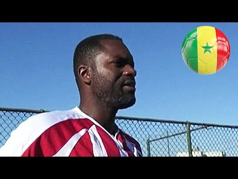 Salif Diao - former Senegal and Liverpool midfielder passes it forward to the next generation
