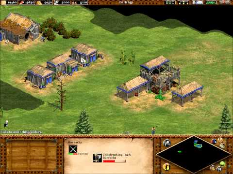 Age Of Empires II: The Age Of Kings For The PC  [Part 01\08]