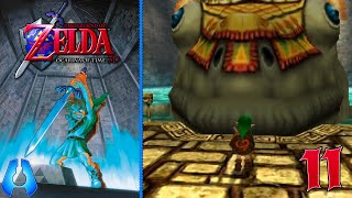 The Legend of Zelda: Ocarina of Time 3D | Part 11 | Bigger on the Inside - Azure Plays