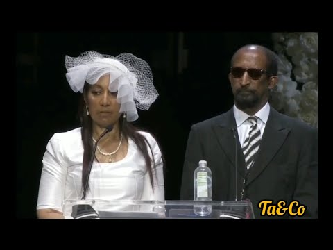 Nipsey Hussle's mother gives a tribute
