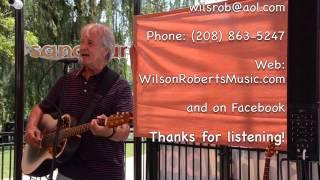 Wilson Roberts close